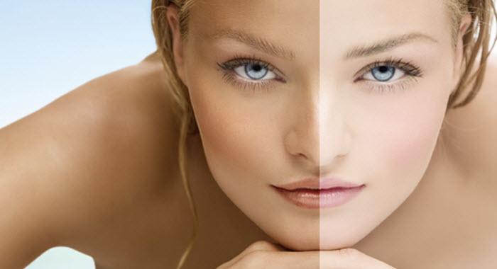 Skin brightener